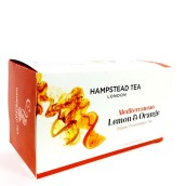 Hampstead Tea, Svart Te Citron/Apelsin