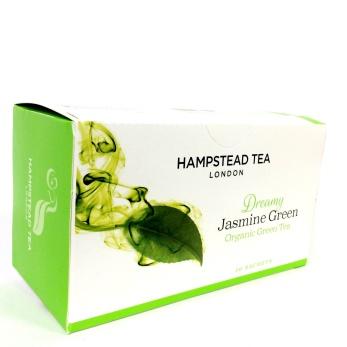 Hamstead Tea, Grönt Te & Jasmin