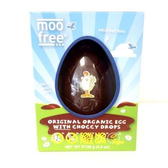 Moo Free, Chokladägg