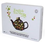 English Tea Shop, Plåtask Vit