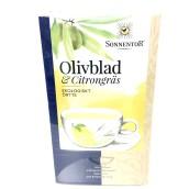 Sonnentor, Örtte Olivblad&Citrongräs