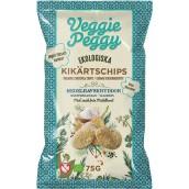 Veggie Peggie, Kikärtschips Medelhavskrydda
