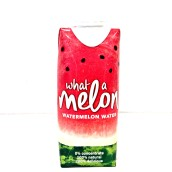 What a melon, Vattenmelon Vatten