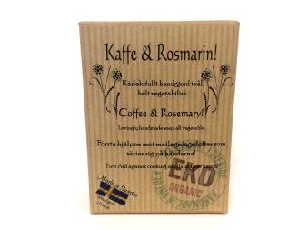 Klockargårdens, Tvål Kaffe/Rosmarin