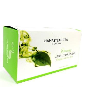 Hampstead Tea, Grönt Te & Jasmin