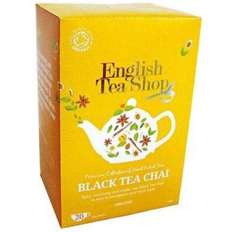 English Tea Shop, Svart Chai Te