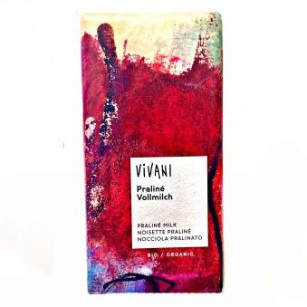 Vivani, Ljus Choklad Nougat