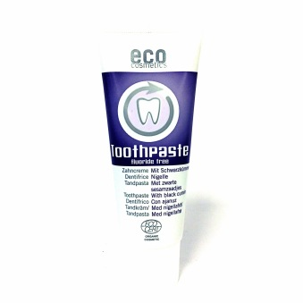 Eco Cosmetics, Tandkräm Nigellafrö