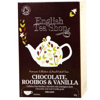 English Tea Shop, Rooibos/Choklad/Vanilj Te