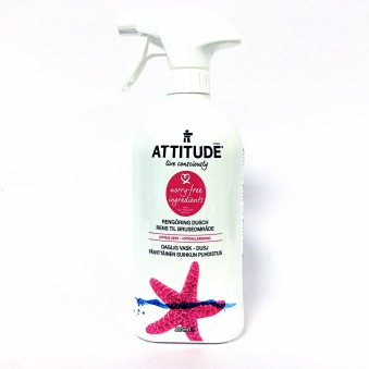 Attitude, Rengöring Dusch Citrus