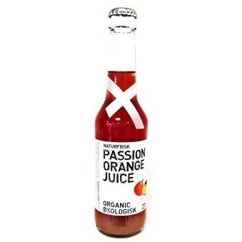 Naturfrisk, Blodapelsin/Passionsfruktjuice