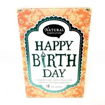 Natural Temtation, Happy Birthday