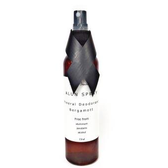 Gröna Gredelina, Deodorant Bergamott