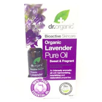 dr.Organic, Lavendelolja