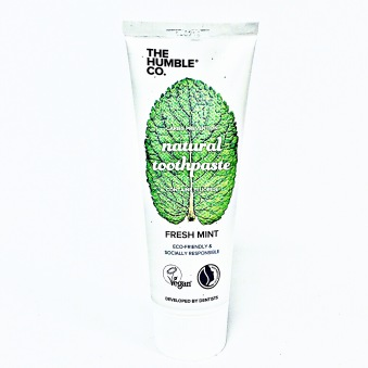 The Humble Co, Tandkräm Fresh Mint