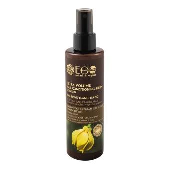EcoLaboratorie, Leav-In Hair Conditioning Serum Ultra Volume