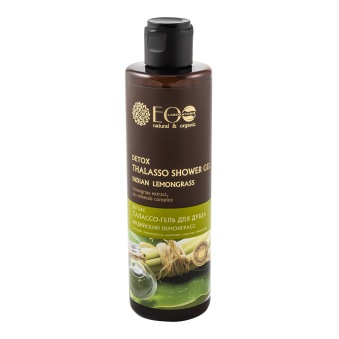 EcoLaboratorie, Shower Gel Detox