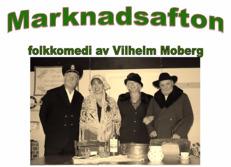 Marknadsafton  av  Vilhelm Moberg