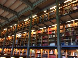 Läsesal, Kungliga Biblioteket