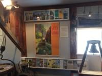 Affischer 1925-1980, Sjötorps Kanal- och sjöfartsmuseum