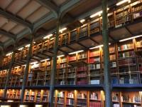 Läsesal, Kungliga Biblioteket Stockholm