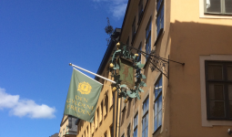 Gyldene Freden, stadskrog från 1722, Stockholm