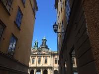 Svenska Akademien, Stockholm