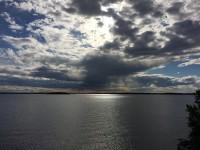 Havsutsikt från Hamn (Möja)