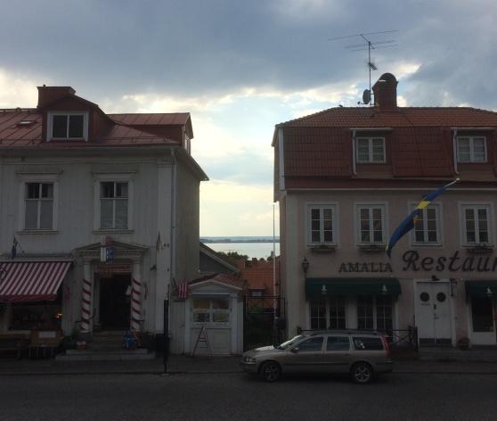 Brahegatan, Gränna