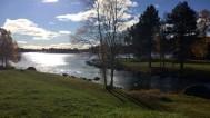 Uddjaure, en av Arjeplogs sjöar