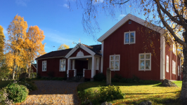 Doktorsgården, Einar Wallquists hem