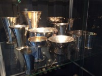 J. A. Perssons prissamling, Silvermuseet
