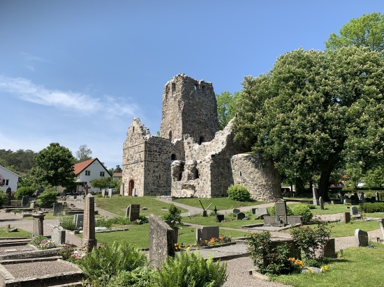 St. Olofs kyrkoruin