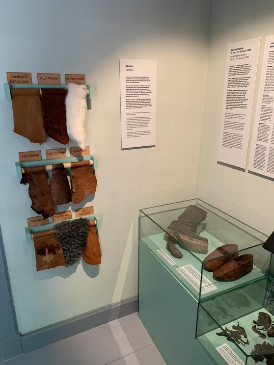 Sigtuna Museum har en unik samling av arkeologiska fynd från sen vikingatid till tidig medeltid.
