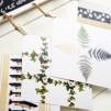 Brickor & Underlägg Nordvild Runda, tre olika mönster