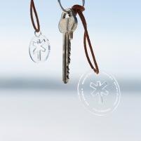 Nyckelringar & Hängen