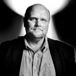 Ola Larsmo, författare och ordförande i svenska PEN