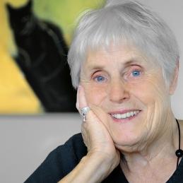 Elsie Johansson, författare