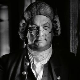 Hans Odöö som Linné