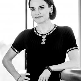 Maria Strømme, professor i nanofysik vid Uppsala universitet