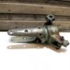 Bomfäste med patina