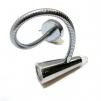 Sjökortslampa/läslampa med flexibel arm - Läslampa m flexibel arm, krom