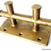 Pollare, brons - Brons, Mått:25x13cm.