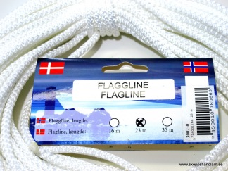 Flagglina, 23m -