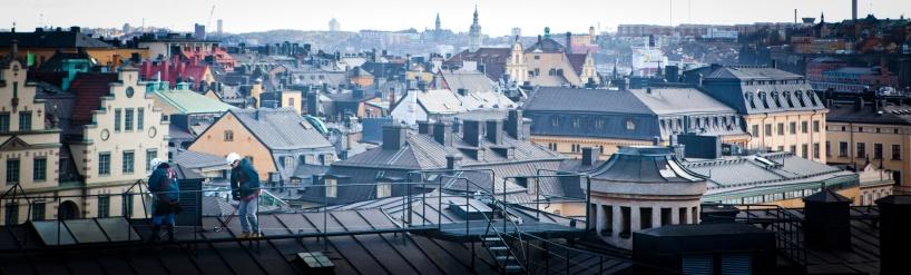 Stockholm by Tuukka Ervasti/imagebank.sweden.se