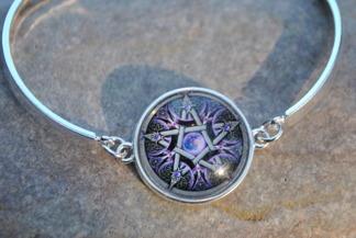 Armband Pentagram - Armband Pentagram