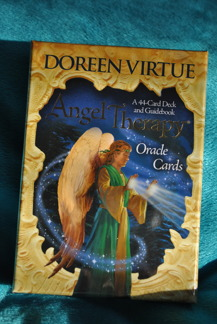 Angel TherapyOracle Cards - Doreen Virtue - Angel TherapyOracle Cards
