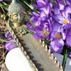 Thailändsk Buddha Rökelsehållare - Thailändsk Buddha Rökelsehållare