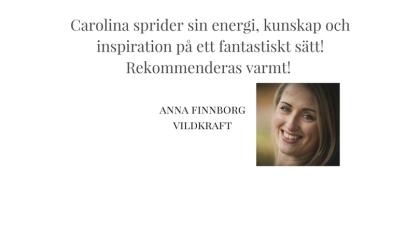Anna Finnborg Vildkraft