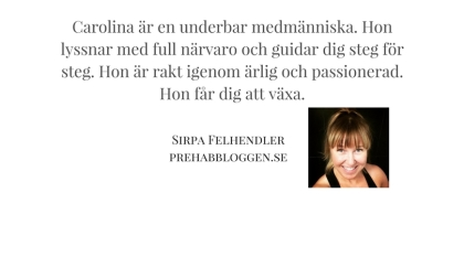 Prehabbloggen.se